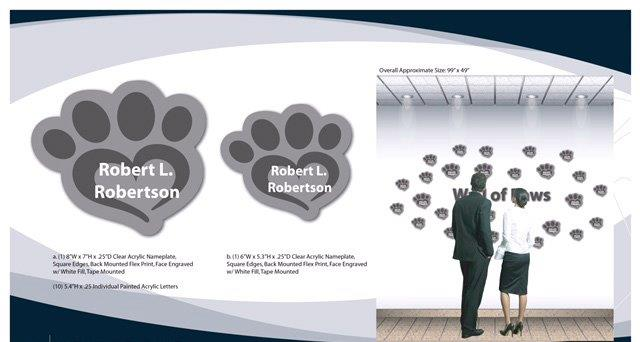 Donation Form Wall of Paws - Ivy Tech Foundation, Inc.